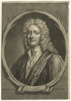 NPG D4190; Anthony Ashley-Cooper, 3rd Earl of Shaftesbury by Francis Kyte, after  Unknown artist